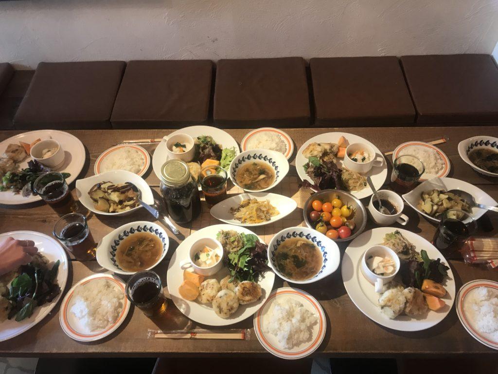 (日本語) おせんで料理教室